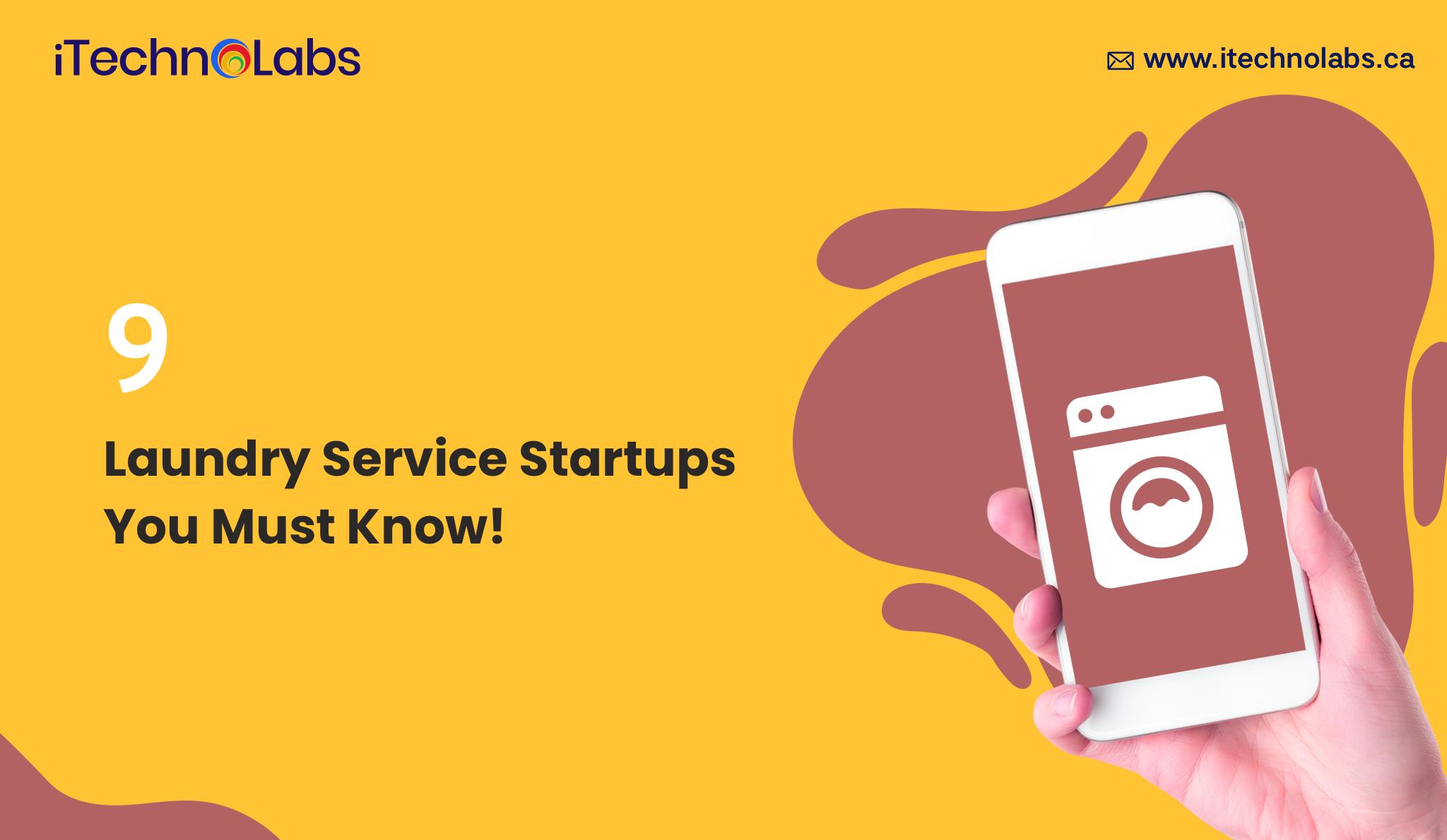 laundry service startups