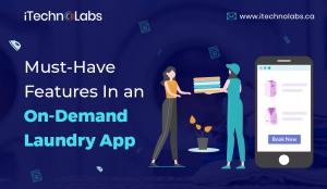 On-Demand Laundry App