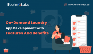 On-Demand Laundry App Development with Features And Benefits