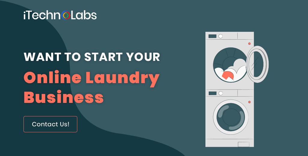 Laundry App Development itechnolabs